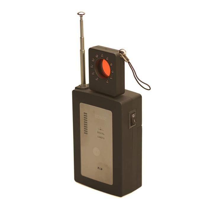 Полное руководство по профессиональному поиску скрытых камер и шпионских устройств - 14