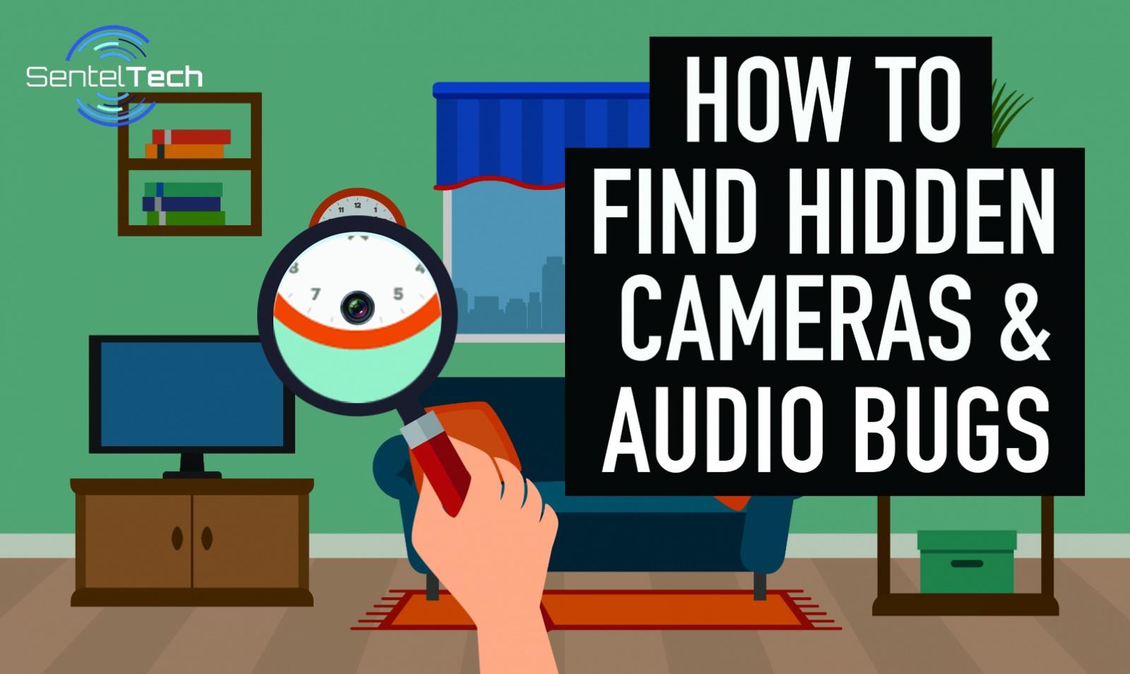 Полное руководство по профессиональному поиску скрытых камер и шпионских устройств - 1