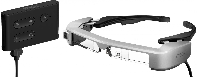 Прозрачные видеоочки с HDMI и USB-C заказывали? Встречайте: Epson Moverio BT-35E - 3