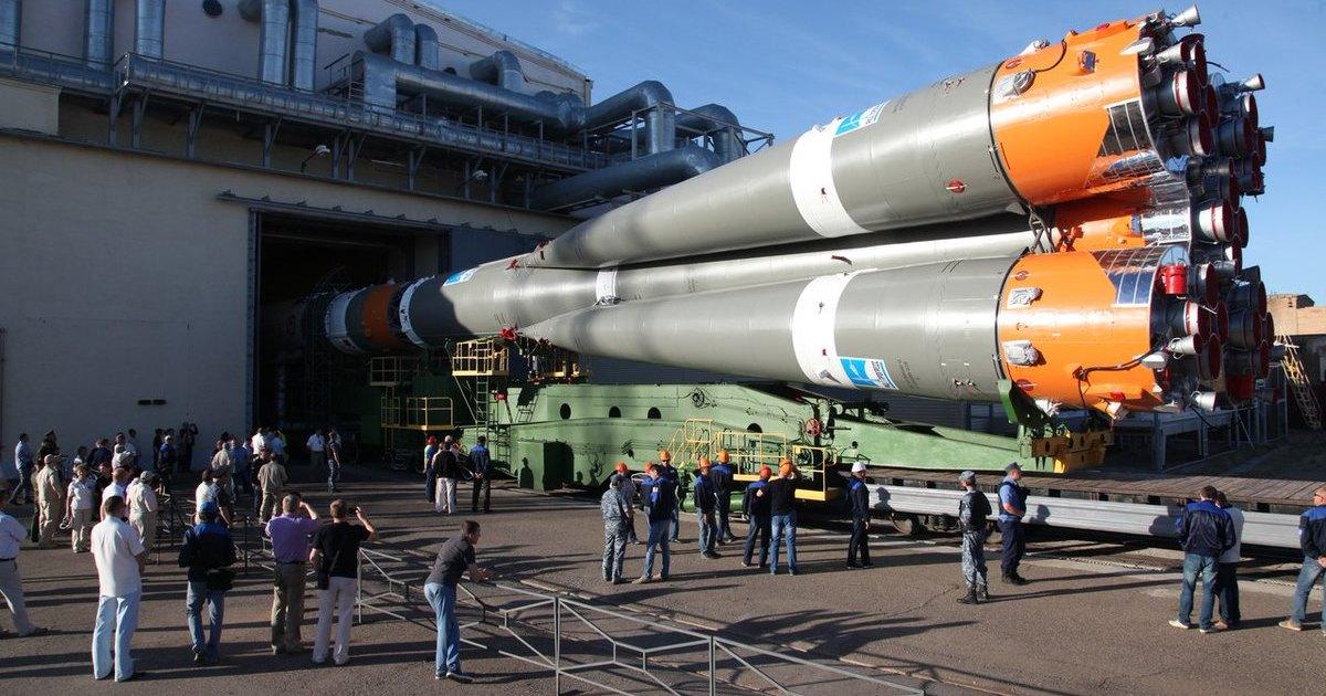 Запуск спутников на треснувшем «Фрегате» перенесен на 27 февраля