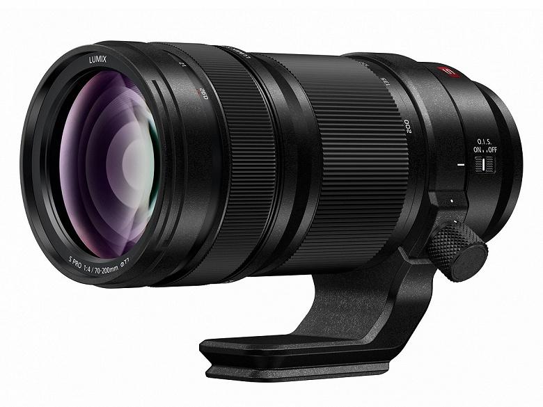 Продажи объективов Panasonic Lumix S Pro 50mm F1.4, Lumix S Pro 70-200mm F4 O.I.S. и Lumix S 24-105mm F4 Macro O.I.S. начнутся в апреле