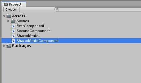 Управление состоянием и событиями между компонентами в GameObject - 23