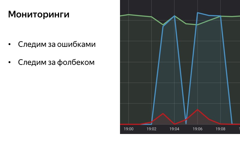 Graceful degradation. Доклад Яндекс.Такси - 17