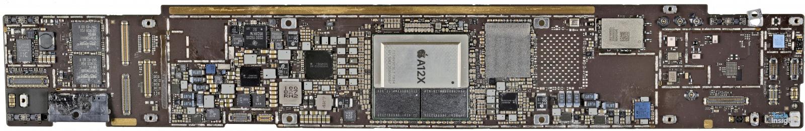 Очень странный корпус микропроцессора A12X от Apple - 3