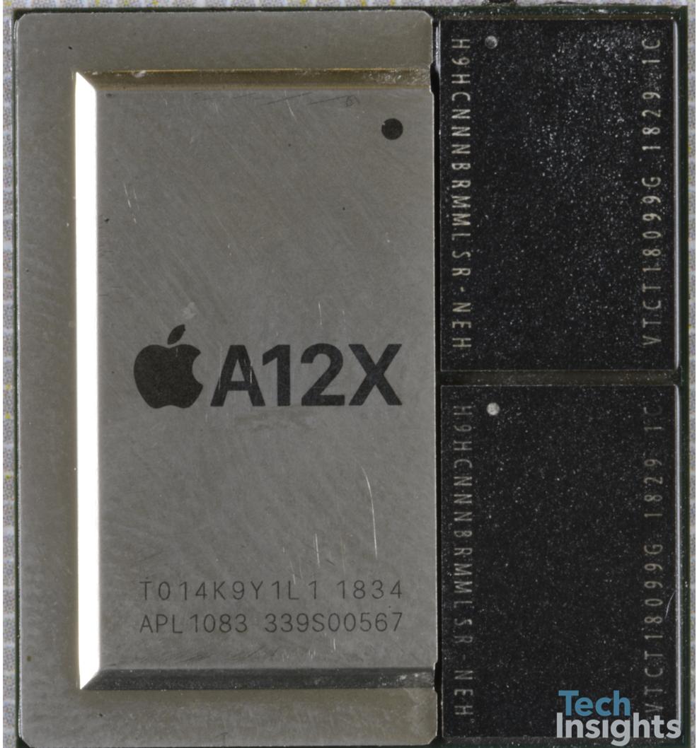 Очень странный корпус микропроцессора A12X от Apple - 4