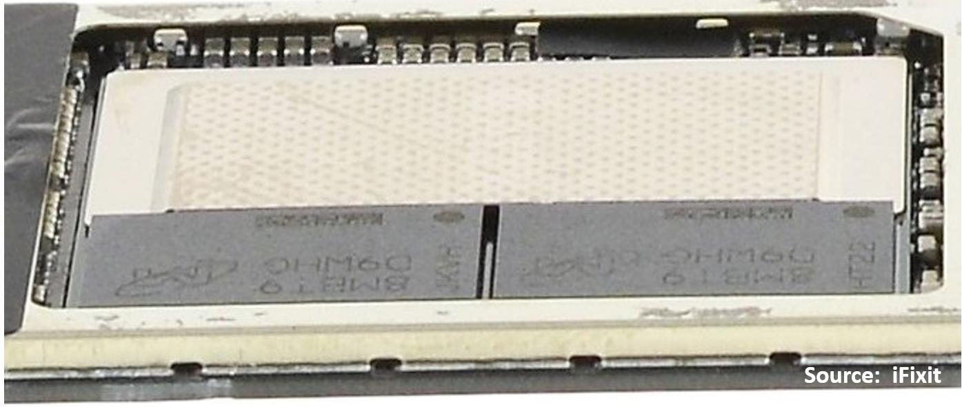 Очень странный корпус микропроцессора A12X от Apple - 8