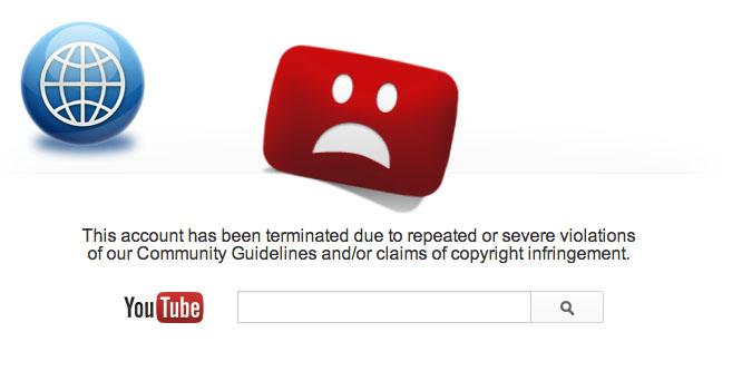 Злоумышленники используют копирайт-страйки YouTube для вымогания денег у авторов - 1