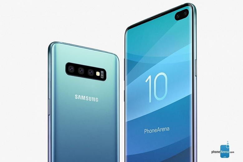 Мощнеет на глазах. Новый бенчмарк выводит Samsung Galaxy S10+ на один уровень с iPhone XS и iPhone XS Max