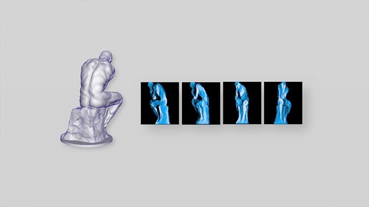 Новый метод 3D-печати изготавливает модель целиком, а не послойно