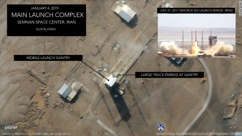 Юбилейные пуски космонавтики Ирана - 4