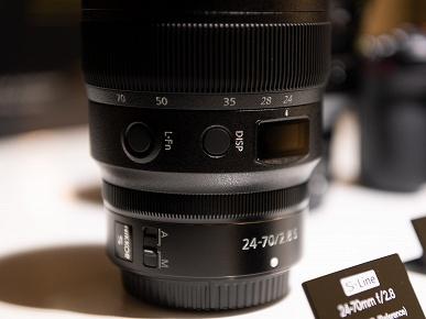 Анонс объектива Nikon Nikkor Z 24-70mm f/2.8 S ожидается в конце текущего месяца