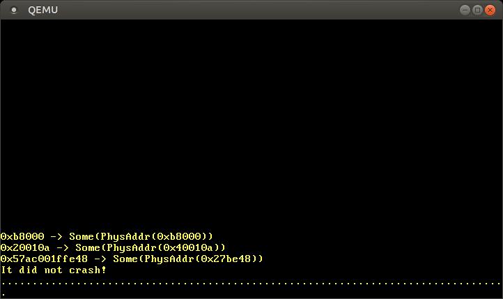 Операционная система на Rust. Страничная память: продвинутый уровень - 14