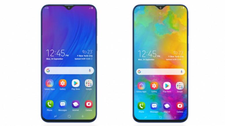 Стартовали продажи молодёжных смартфонов Samsung Galaxy M10 и M20