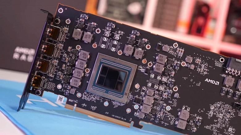 Видеокарта AMD Radeon VII поставляется с пьедесталом и дополнительным графическим процессором