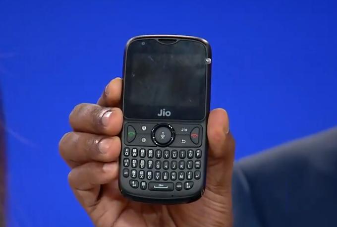 JioPhone 3 откажется от QWERTY-клавиатуры и станет полноценным смартфоном ценой около $60