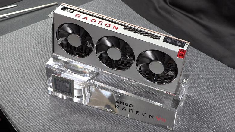 На старте продаж на всю Великобританию будет лишь 100 видеокарт Radeon VII