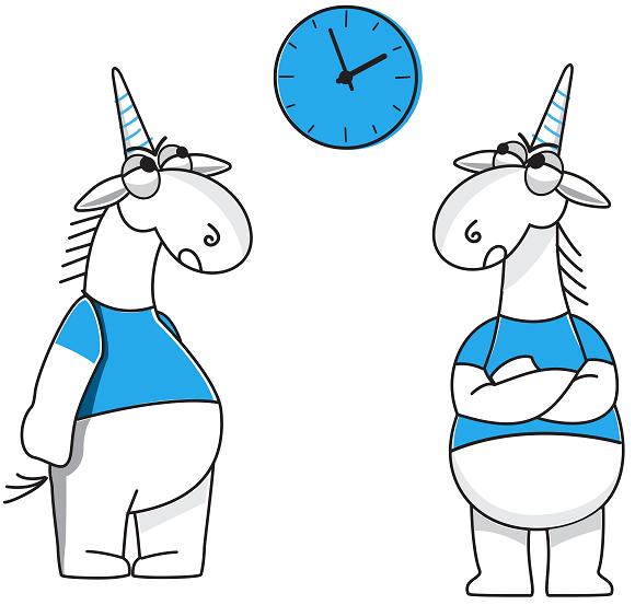 Рисунок 1. Время поискать ошибку. Единороги пока подождут.