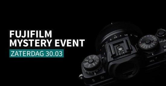 Fujifilm запланировала «тайное мероприятие» и… сообщила дату и место его проведения