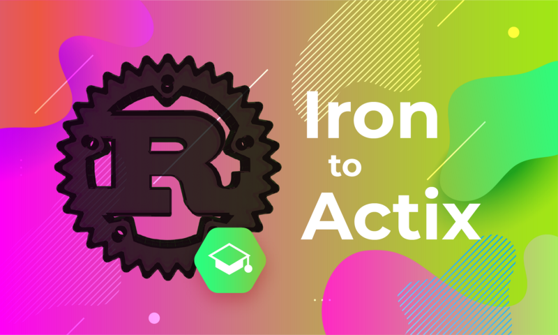 Generic Methods in Rust: How Exonum Shifted from Iron to Actix-web - 1