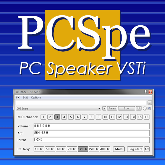 PC Speaker To Eleven - 6