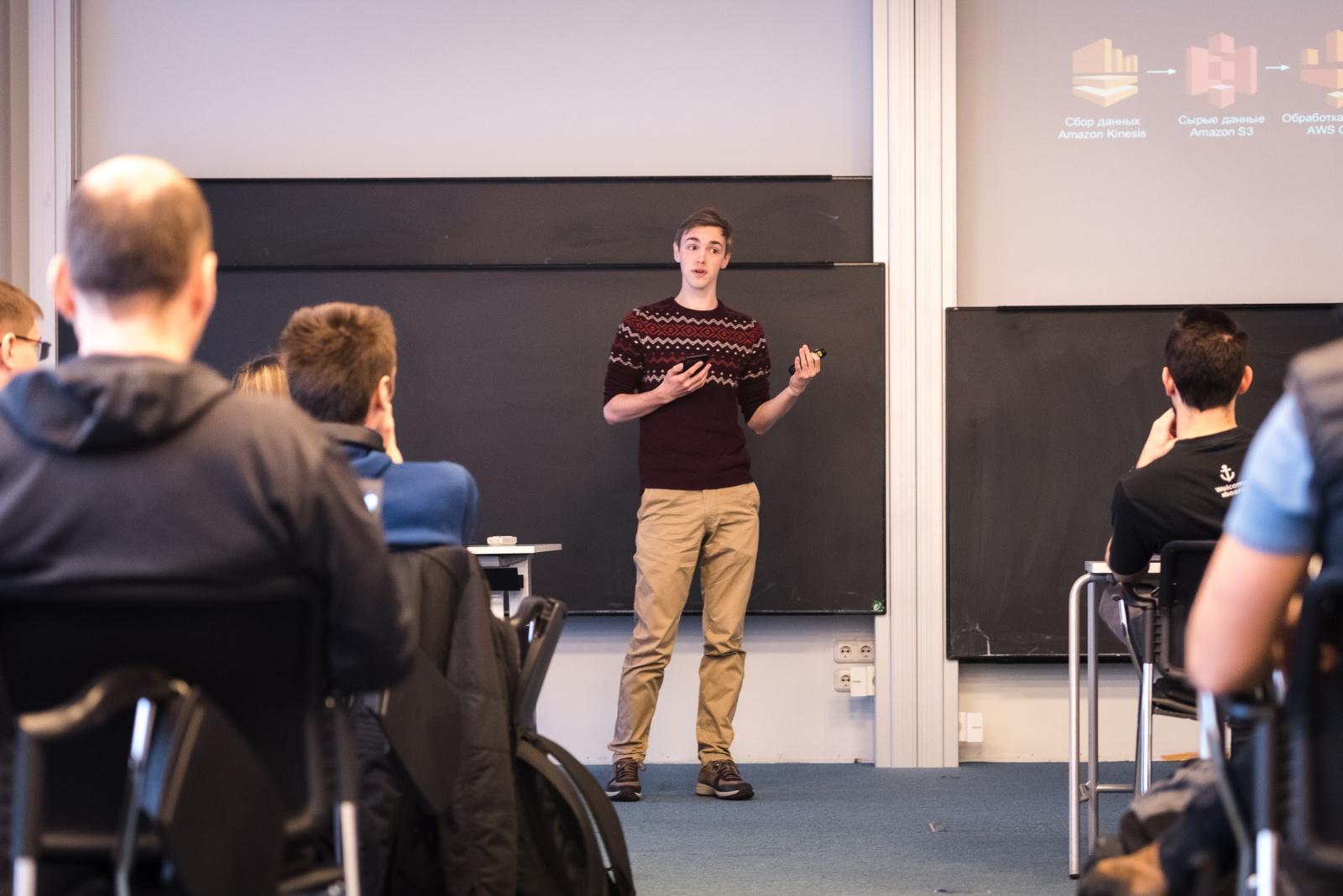 Как мы в Питерской Вышке учим Software Engineering - 2