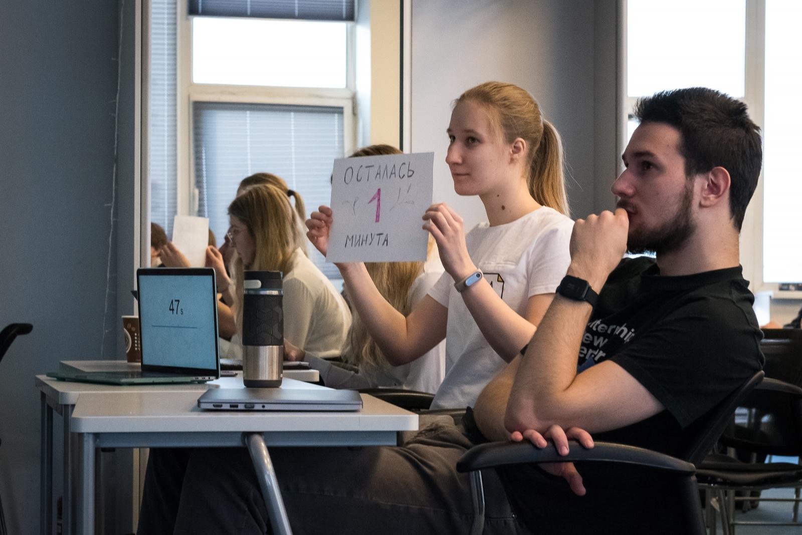 Как мы в Питерской Вышке учим Software Engineering - 3
