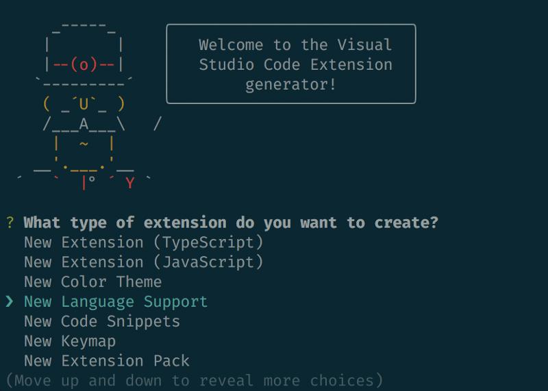 Как я расширение для Atom и VS Code создавал: личный опыт и исходники - 3