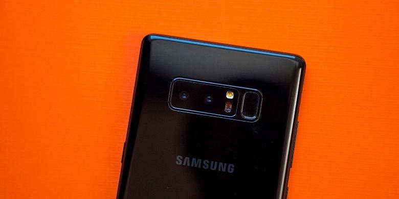 Новая версия One UI для Samsung Galaxy Note8 исправляет ошибки и включает февральскую заплатку Android