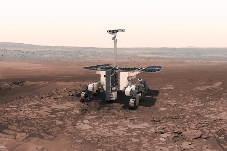 Проект «ЭкзоМарс-2020» стал на шаг ближе к реальности