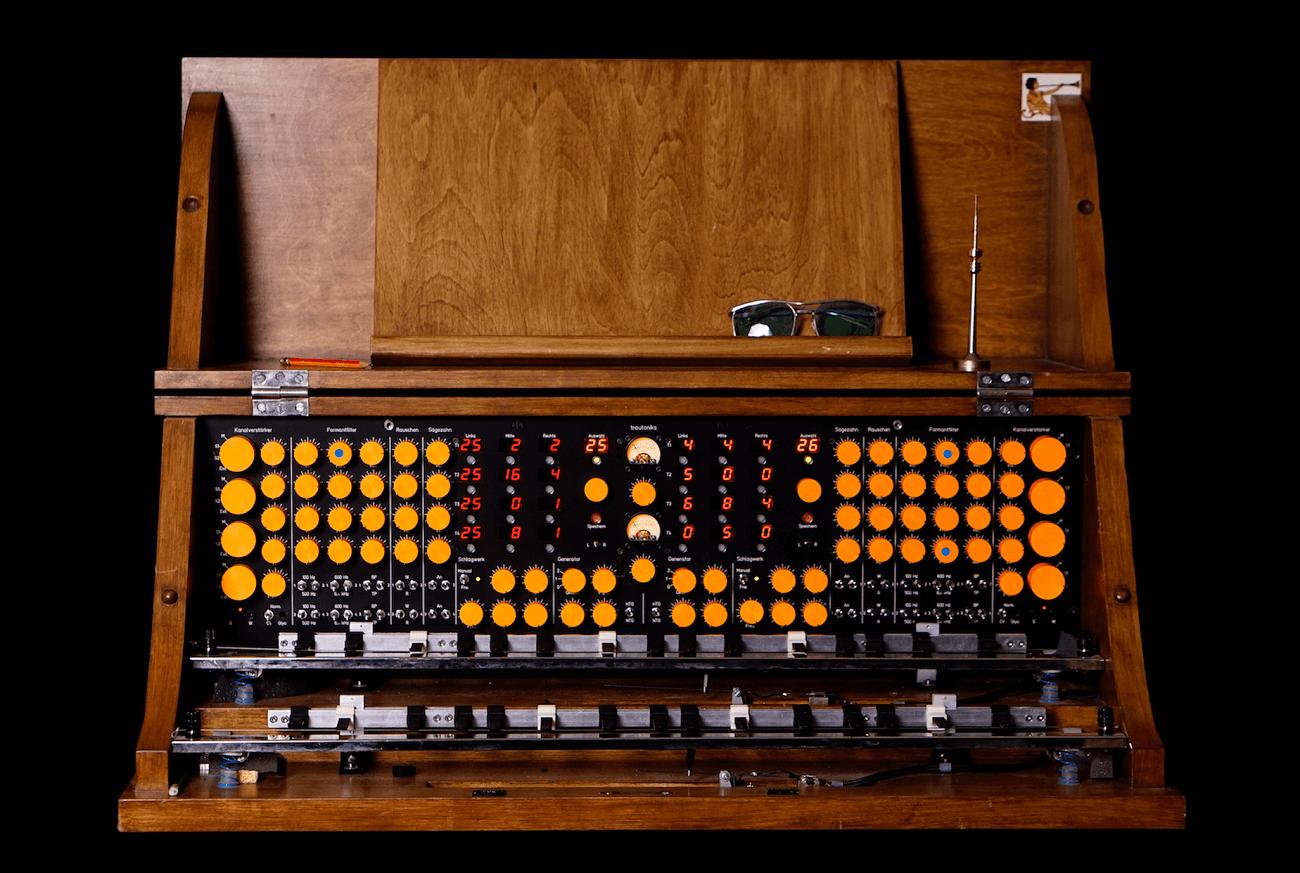 Траутониум: немецкая волна в истории синтезаторов - 1