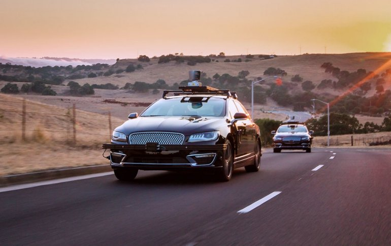 Amazon инвестирует более 530 миллионов долларов в разработчика самоуправляемых автомобилей, возглавляемого бывшим шефом автомобильного проекта Google