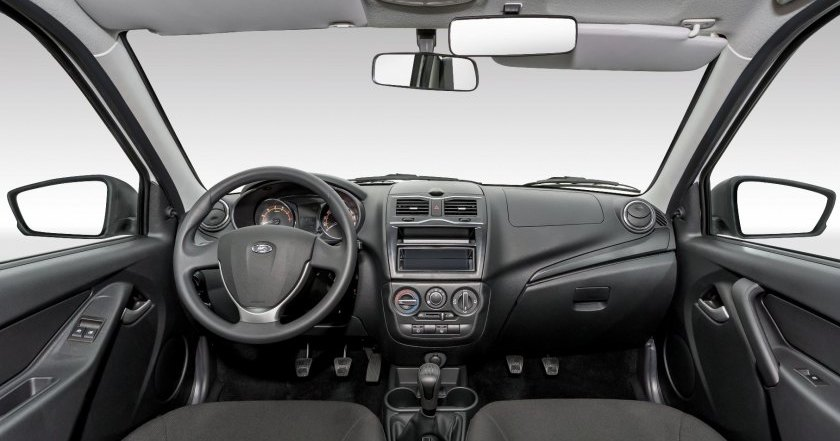 Lada выпустила модель для «чайников»