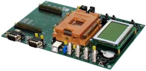 RS-485 на отечественных микроконтроллерах от фирмы Миландр - 1