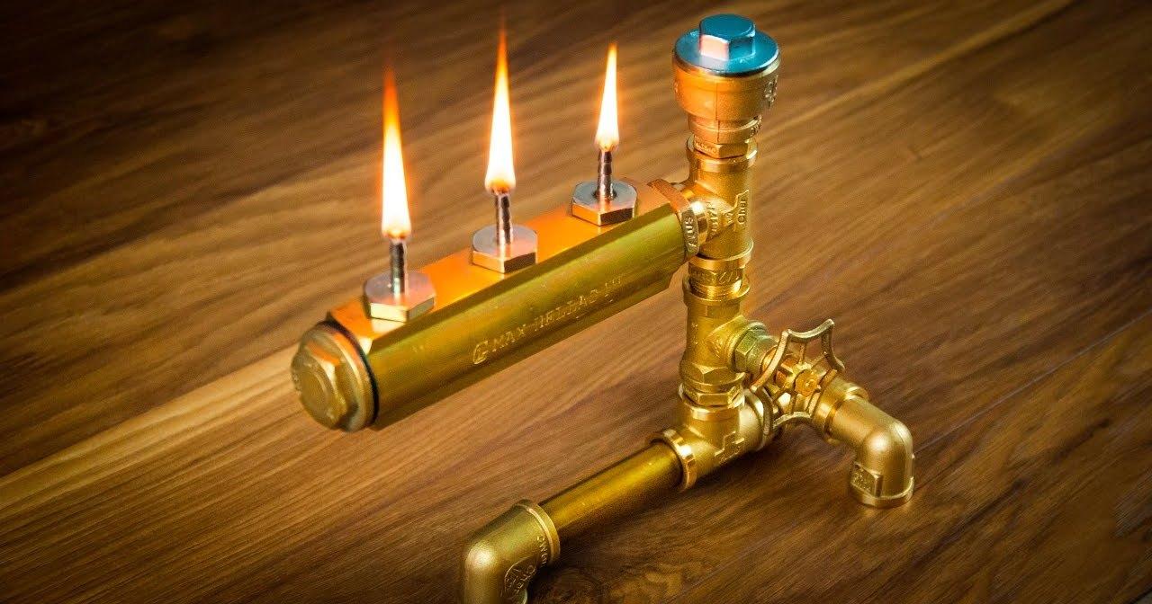 Как сделать стимпанковую лампу своими руками: мастер-класс