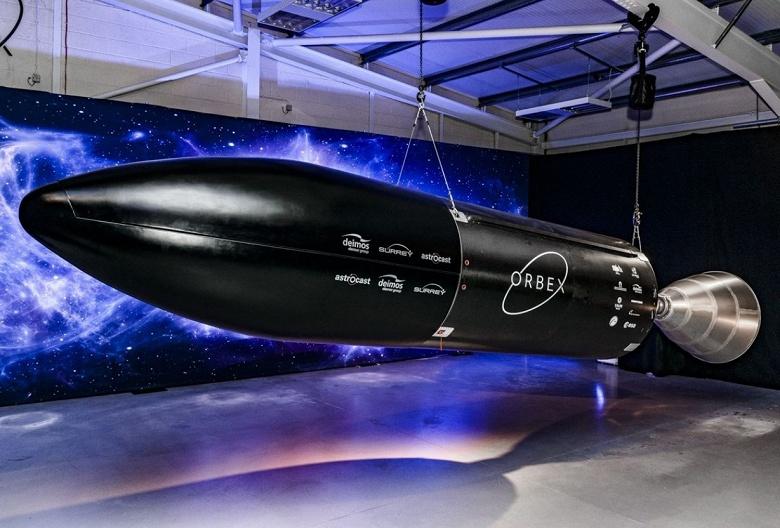 Компания Orbex показала ракету Prime с «самым большим в мире» двигателем, изготовленным методом 3D-печати
