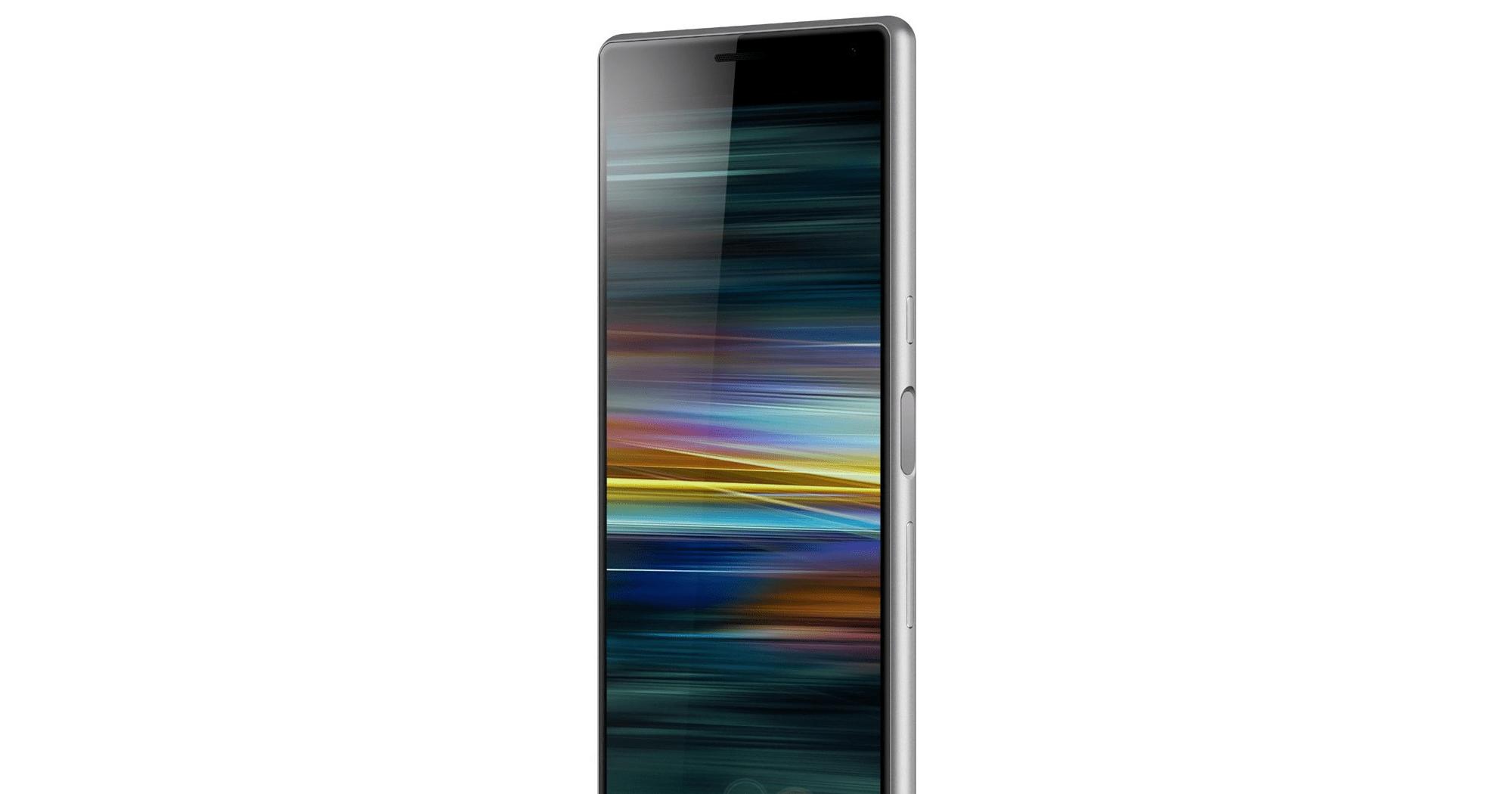 Новый смартфон Sony может получить экран с соотношением сторон 21:9