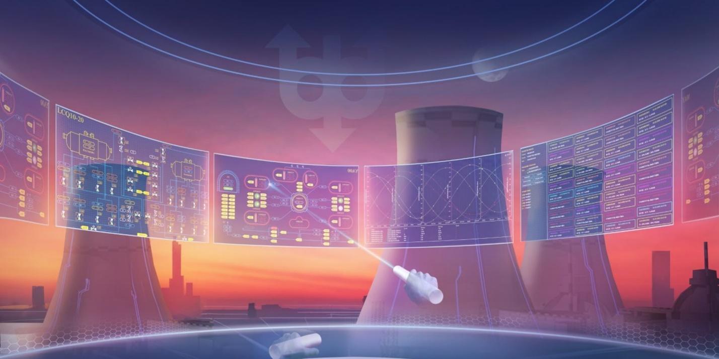 Высоконагруженная распределенная система управления современной АЭС - 1
