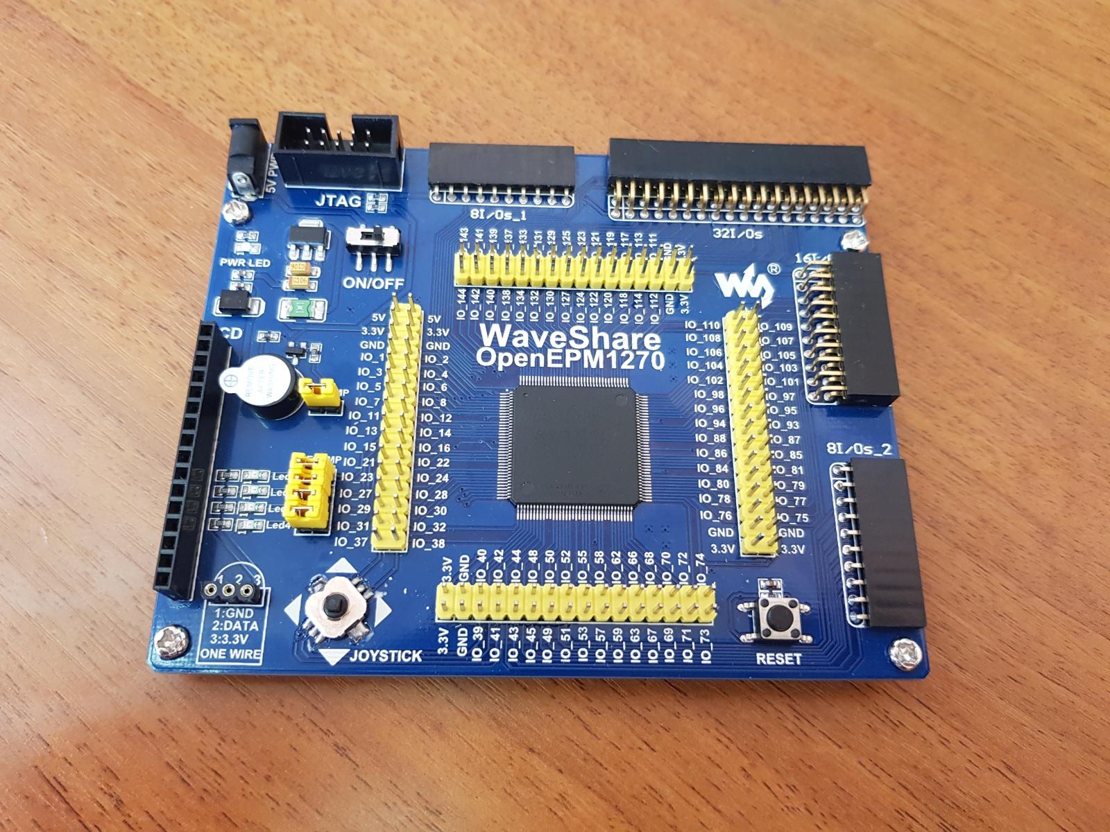 Начинаем FPGA на Python - 1