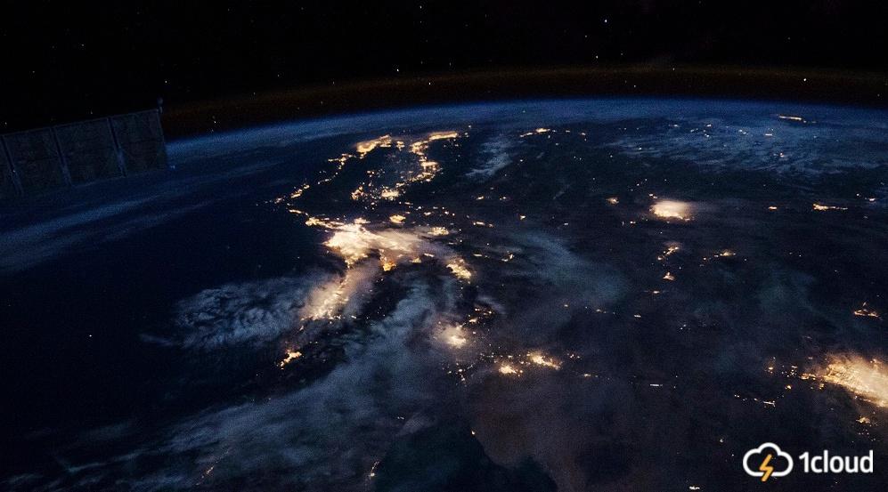 Зачем хранить данные на орбите - 1