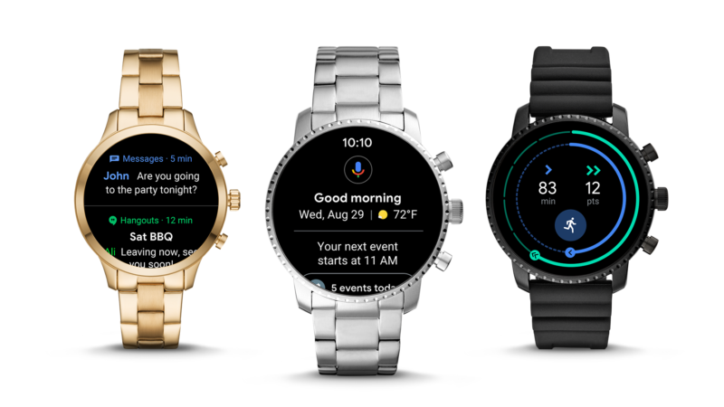 Google собирается заняться разработкой умных часов - 1
