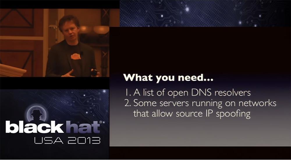Конференция BLACK HAT. Уроки выживания при DDOS-атаке 300 Гбит - с. Часть 1 - 6