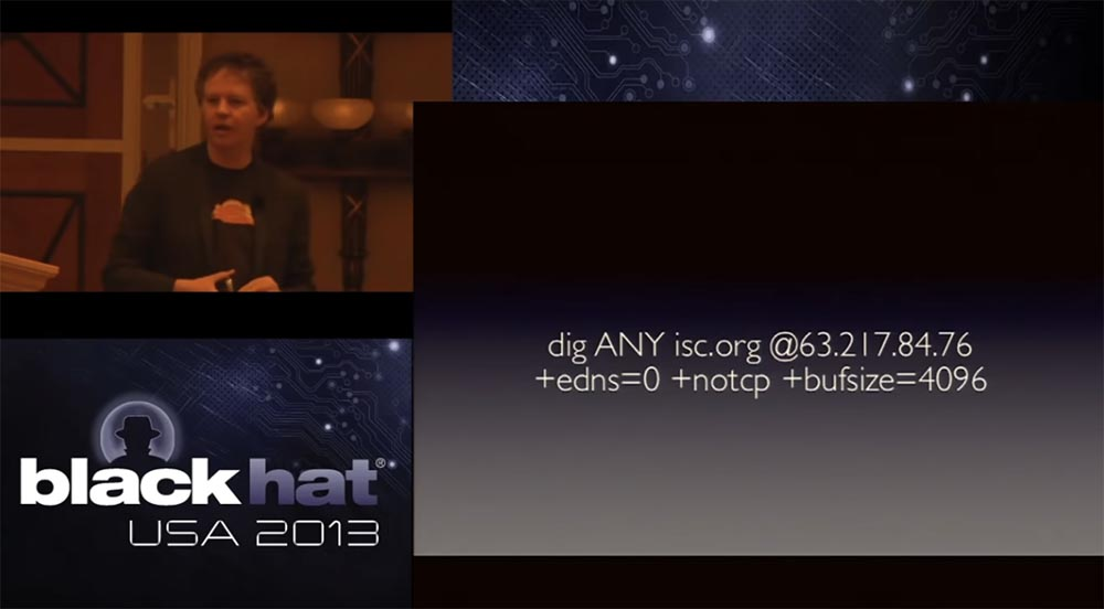 Конференция BLACK HAT. Уроки выживания при DDOS-атаке 300 Гбит - с. Часть 1 - 7