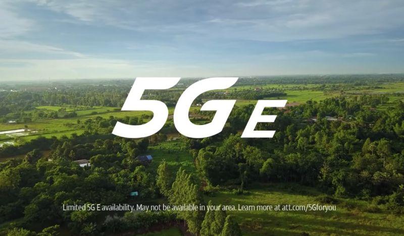 На AT&T подали в суд за изменение иконки сотовой сети с 4G на 5G E - 1