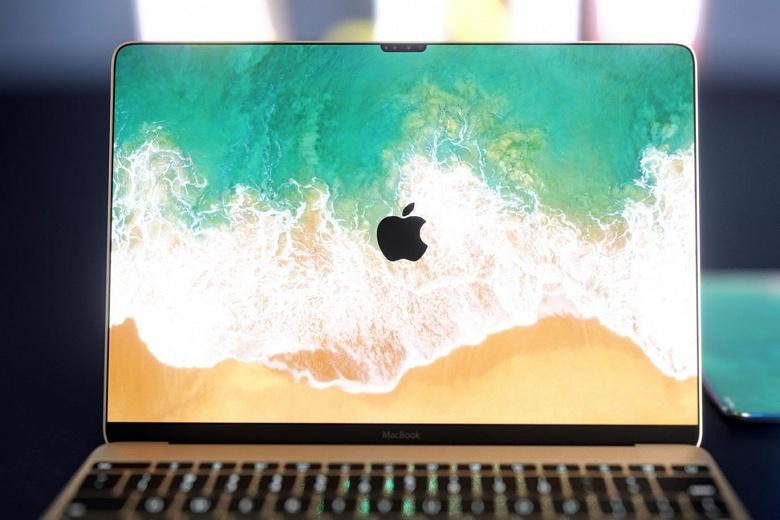 Apple тестирует компьютеры Mac с поддержкой Face ID