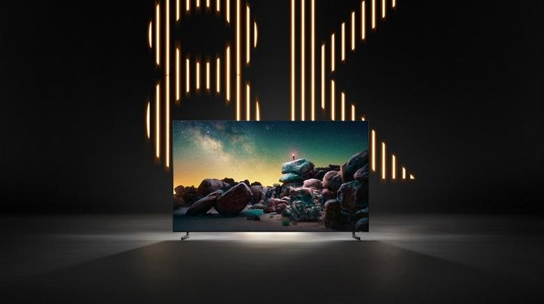 Samsung считает, что сумеет продать 5 млн телевизоров 8K уже в 2022 году