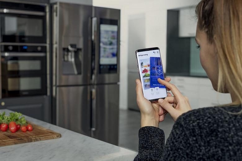 Долой фотошоп! Samsung запустила сервис знакомств через холодильник