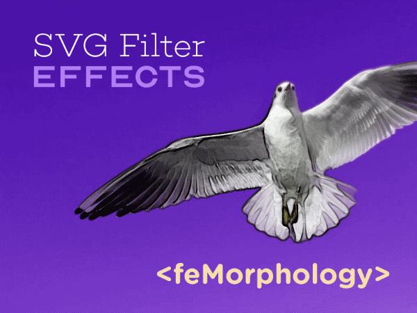 Эффекты фильтров SVG. Часть 2. Контурный текст при помощи feMorphology - 1