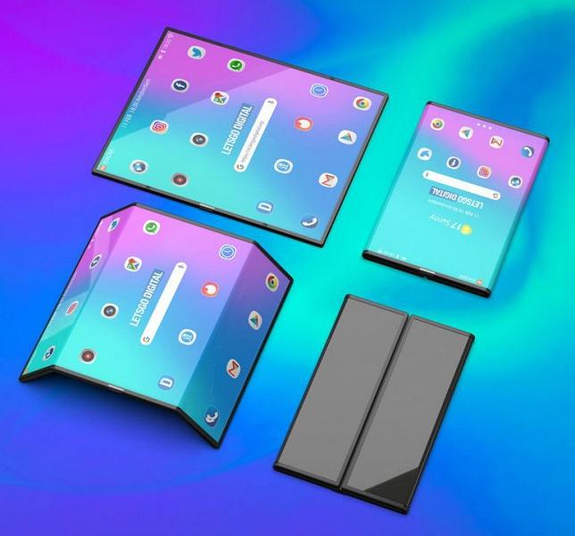 Галерея дня: складной смартфон Xiaomi на качественных изображениях