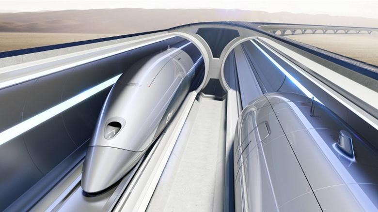 Один из крупнейших мировых портовых операторов хочет построить грузовые ветки поездов Hyperloop