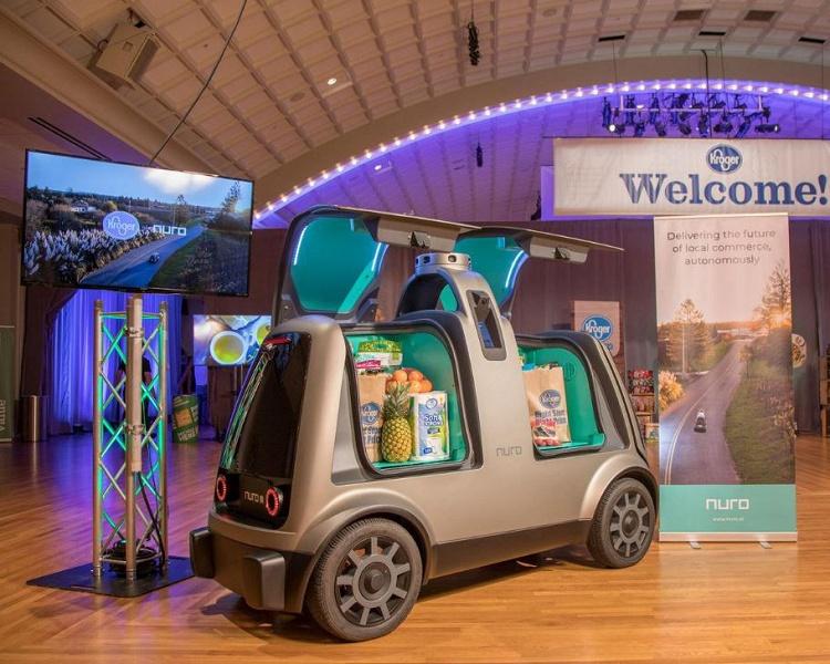 Владелец ARM вложил в разработчика беспилотных развозных автомобилей почти миллиард долларов